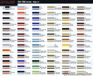 two tone color schemes duo tone 1 4 two color stripe roll 150 02045xxx 26