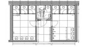 Cad Floor Plans Free offices toilet layout cerca con google disegni