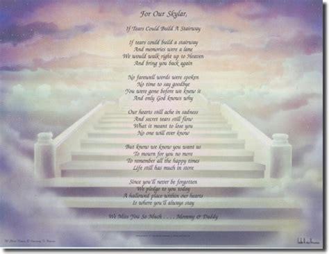 heaven poem stairway to heaven personalized stairway to heaven poem print personalized books