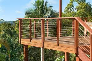 Handrails For Decking Balustrades Amp Handrails Designer Decks