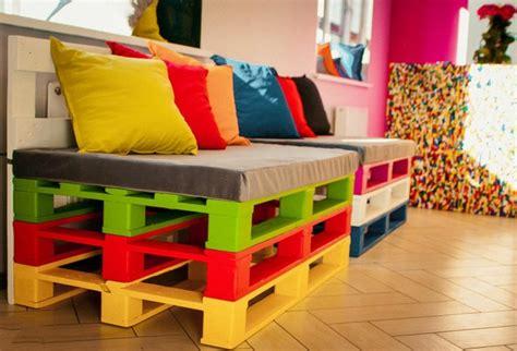 chambre enfant palette que faire avec des palettes plus de 38 cr 233 ations originales