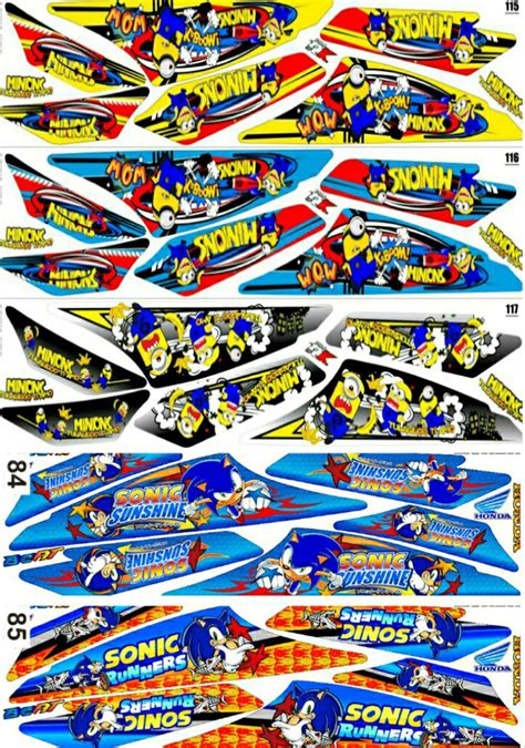 gambar sepeda motor beat kartun gambar kartun