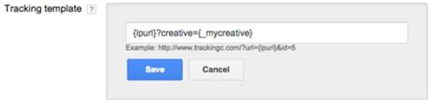 Official Google Adwords Rolls Out Quot Upgraded Urls Quot For Tracking Parameters Search Engine Land Template Url