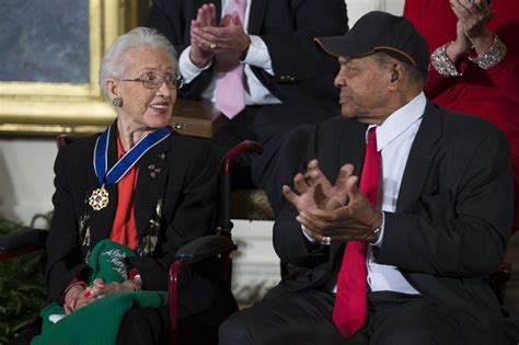 katherine johnson atlanta katherine johnson honored by clark atlanta university