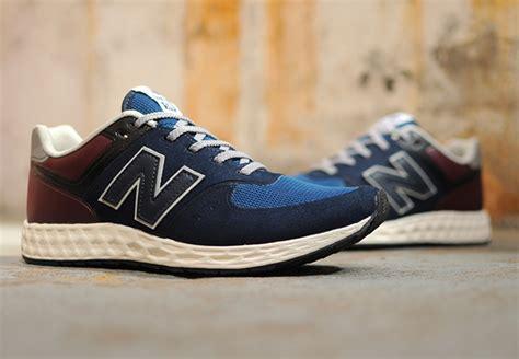 New Balance Fresh Foam Zante Running Original Navy mita sneakers designed a pair of foams sneakernews