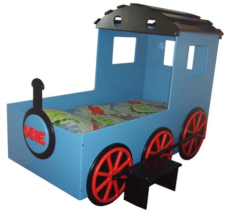 train toddler bed kids train blue boys bed kids themed beds childrens