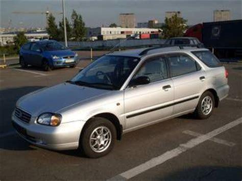 2000 suzuki cultus wagon for sale, 1500cc., gasoline, ff