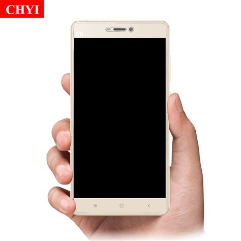 Tempered Glass All Brand T1310 4 aliexpress buy 9h premium tempered glass for xiaomi redmi 4 5 0inch screen protector chyi