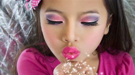 tutorial makeup princess barbie princess makeup youtube