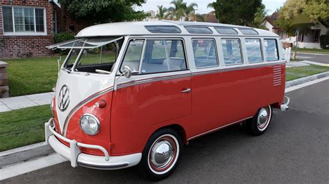 The Samba Volkswagen by 1959 Volkswagen Samba 23 Window S91 Anaheim 2016