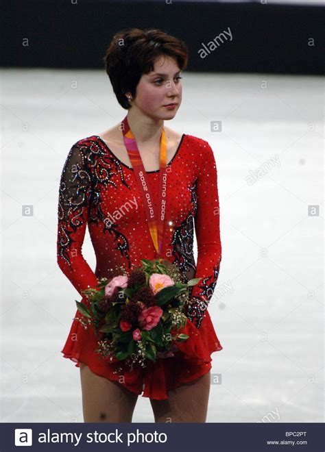 Gamis Irena russian irina slutskaya takes figure skating bronze at xx