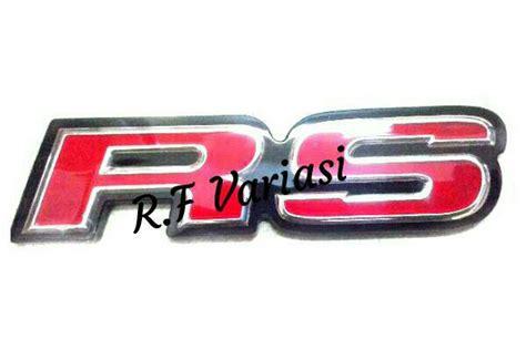 Emblem Ori Honda Jazz jual harga emblem honda jazz rs original pinassotte