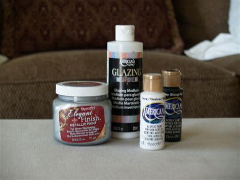 Painting Zinc faux zinc painting tutorial