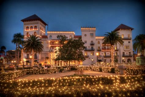 Florida's Grande Dame Hotels Are Holding Their Own ... Library Flagler College