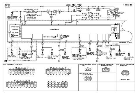 repair guides instrument cluster  instrument