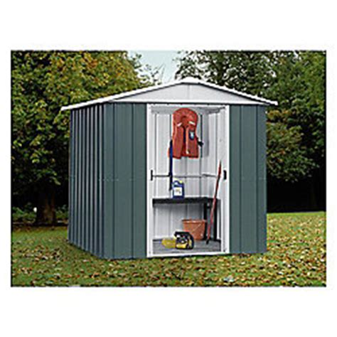 Wickes Metal Sheds by Yardmaster Metal Sheds Deals Sale Cheapest Prices From