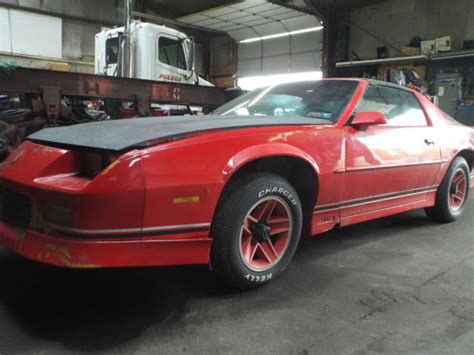 cheap camaro parts cheap 89 rs camaro no reserve for sale in clifton