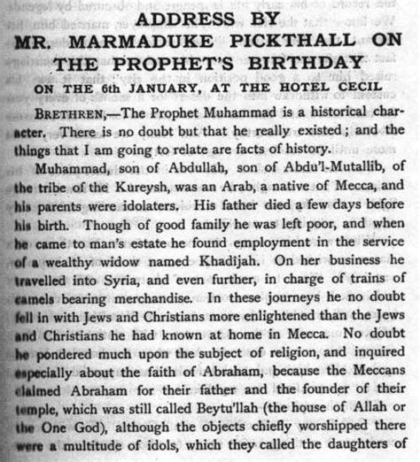 biography of muhammad marmaduke pickthall image gallery marmaduke pickthall