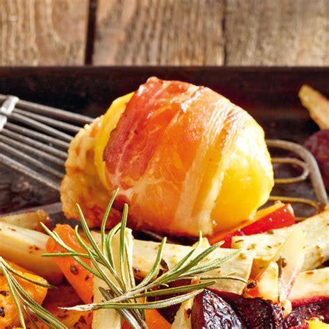 speck raclette kartoffeln aus dem ofen rezept kuechengoetter