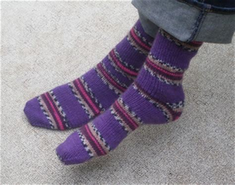 two needle socks pattern ravelry easy two needle socks pattern by audrey ritchie
