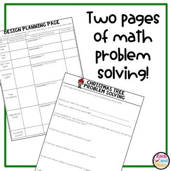 christmas problem solving by rock and teach by katie texas