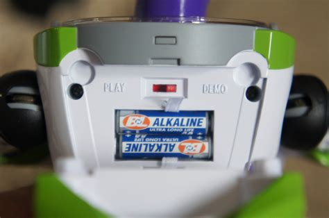 Battery Exchange A True Story Flickr by Chogokin Buzz Lightyear The Replica From His