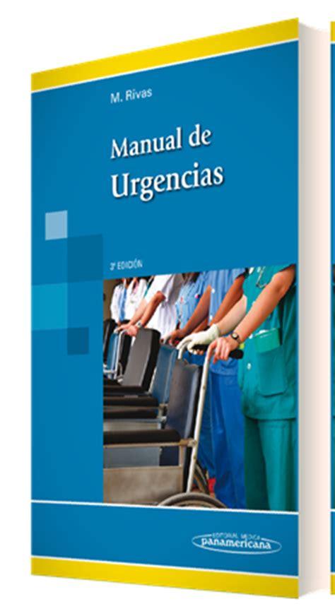 libro manual para soar manual de urgencias