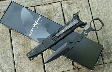 benchmade 176bk benchmade 176bk socp dagger 3 22 quot plain blade black