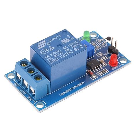 Temperature Sensor Module Arduino Dc 5v New dc 5v high low temperature thermal sensor relay module for