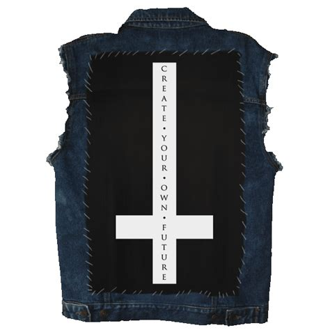 Create Your Own Future create your own future back patch blackcraft cult