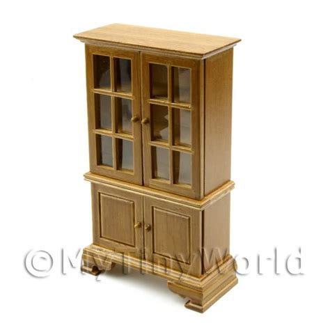 dolls house display cabinet dolls house miniature furniture value dolls house miniaturesolid wood display