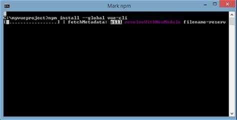 tutorialspoint webpack vuejs установка среды все про сайтостроение