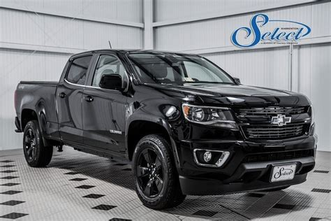 chevy colorado midnight edition 2016 used chevrolet colorado lt midnight edition at