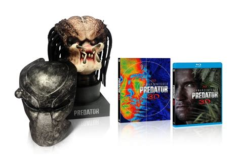 Kaos 3d Fox Limited Edition predator 3d released avpgalaxy