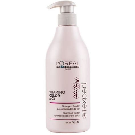 Loreal Vitamino Color l oreal se vitamino color a ox shoo for colored hair 500 ml from hairshop lv