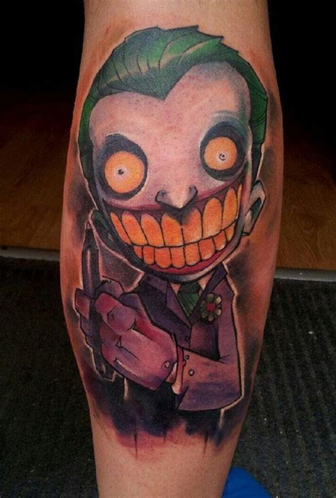 cartoon tattoo designs joker design tattoos book 65 000