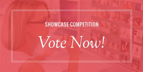 competition 2015 vote showcase site competition vote now themify