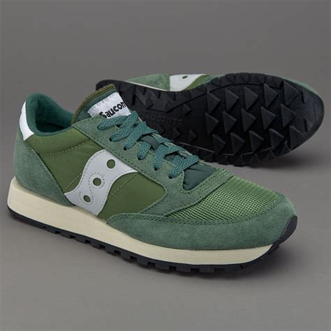 Sepatu Saucony 2 sepatu sneakers saucony original jazz original vintage green