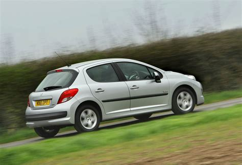peugeot second car dealers peugeot 207 used car review eurekar