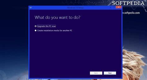 install windows 10 media using the media creation tool to install windows 10