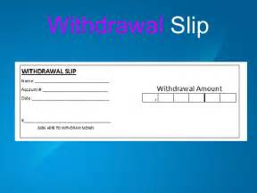 withdrawal slip template bank withdrawal slip pictures to pin on pinsdaddy