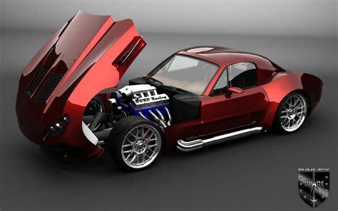 bailey blade sports car design the car club