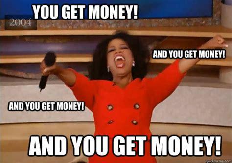 Get Money Meme - 10 money tips for ya cheap mom com