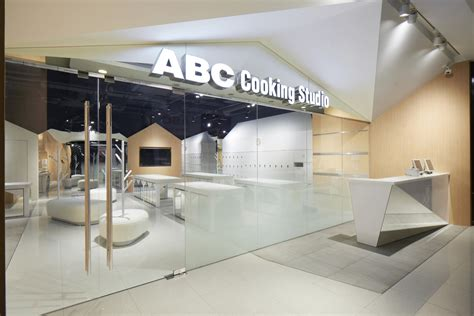 abc interior design abc cooking studio prism design archdaily
