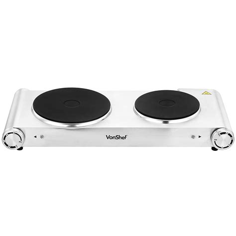 Two Burner Induction Cooktop Electric Plate Electric Plate Butterfly Bhp1619