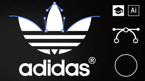 design  adidas logo famous logo designs