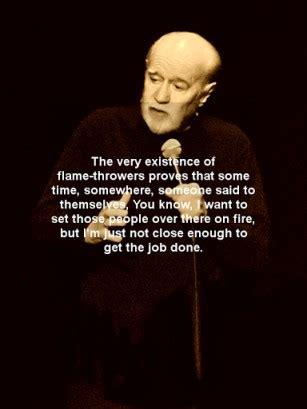 inspirational quotes george carlin. quotesgram