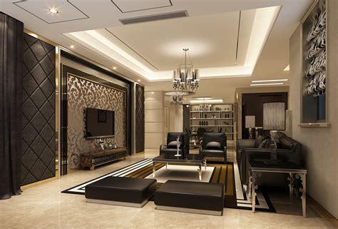 new modern living room tv background wall design pictures 最新现代客厅液晶电视背景墙装修效果图 土巴兔装修效果图