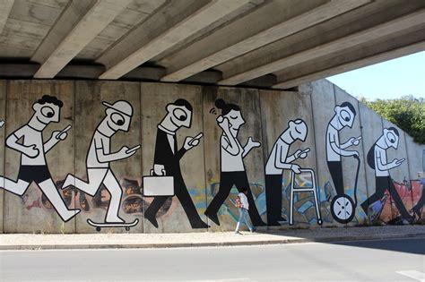 imagenes arte urbana arte urbana mostra se nas paredes interiores e exteriores