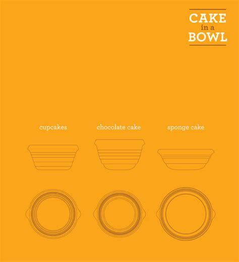 design milk contact cake in a bowl design milk